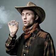 Using images in website design and the dangers of cowboys