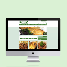 e-Commerce Janes Kitchen