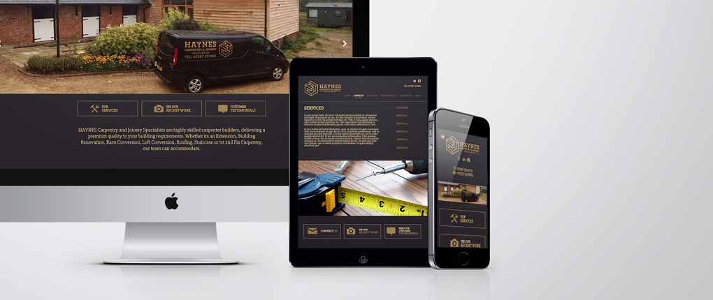 Responsive Design Websites