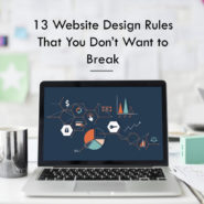 13 Website Design Rules That You Don't Want to Break (Part Two)